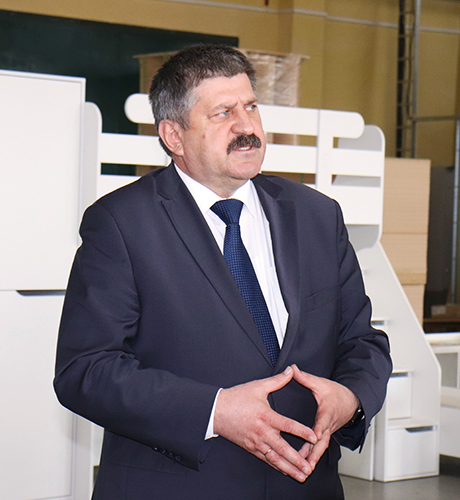 Соловей Геннадий Михайлович на ОАО «Речицадрев»